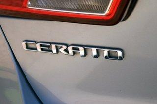 2010 Kia Cerato TD MY11 SLi Silver 6 Speed Manual Hatchback
