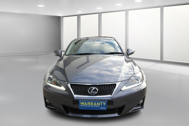 Used Lexus IS GSE21R MY13 IS350 Prestige, 2012 Lexus IS GSE21R MY13 IS350 Prestige 6 Speed Sports Automatic Sedan