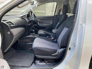 2018 Mitsubishi Triton MQ MY18 GLX 4x2 White 5 Speed Sports Automatic Cab Chassis