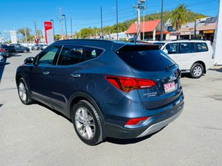 2015 Hyundai Santa Fe DM3 MY16 Highlander Blue 6 Speed Sports Automatic Wagon