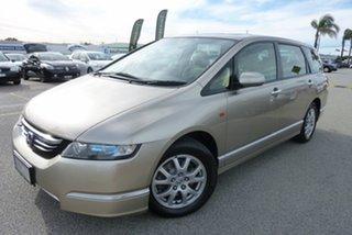 2006 Honda Odyssey 3rd Gen Luxury Gold 5 Speed Sports Automatic Wagon.