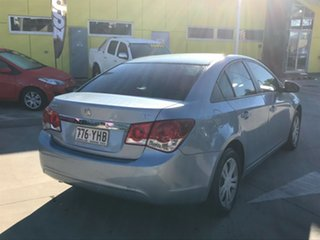2009 Holden Cruze JG CD Blue 5 Speed Manual Sedan