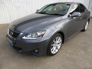 2012 Lexus IS GSE21R MY13 IS350 Prestige 6 Speed Sports Automatic Sedan