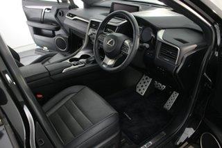 2019 Lexus RX GGL25R RX350 F Sport Black 8 Speed Sports Automatic Wagon