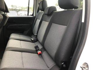 2019 Volkswagen Amarok 2H MY19 TDI420 4x2 White 8 Speed Automatic Utility
