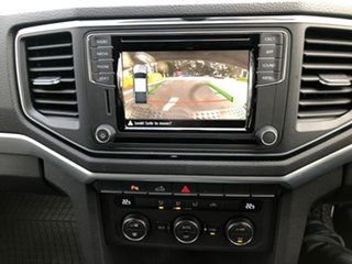 2019 Volkswagen Amarok 2H MY20 TDI550 4MOTION Perm Sportline White 8 Speed Automatic Utility