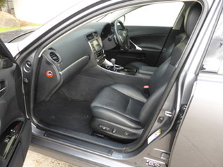 2012 Lexus IS GSE21R MY13 IS350 Prestige 6 Speed Sports Automatic Sedan