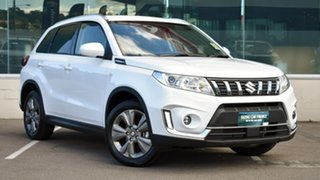 2020 Suzuki Vitara LY Series II 2WD White 6 Speed Sports Automatic Wagon