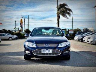 2012 Ford Falcon FG MkII G6E Blue Sports Automatic Sedan.