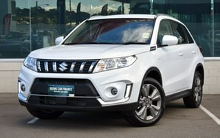 2020 Suzuki Vitara LY Series II 2WD White 6 Speed Sports Automatic Wagon.