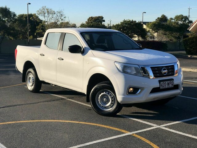 Used Nissan Navara D23 DX 4x2, 2016 Nissan Navara D23 DX 4x2 White 7 Speed Sports Automatic Utility