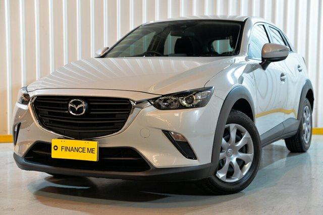 Used Mazda CX-3 DK2W7A Neo SKYACTIV-Drive FWD Sport, 2019 Mazda CX-3 DK2W7A Neo SKYACTIV-Drive FWD Sport Ceremic Grey/black 6 Speed Sports Automatic