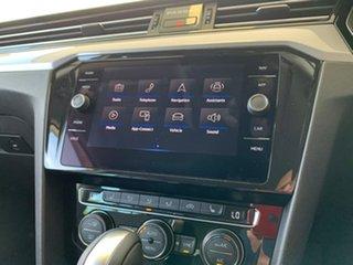2020 Volkswagen Passat 3C (B8) MY20 140TSI DSG Business White 7 Speed Sports Automatic Dual Clutch