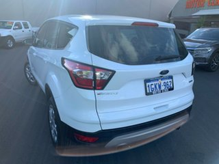 2017 Ford Escape ZG Ambiente White 6 Speed Sports Automatic Wagon.