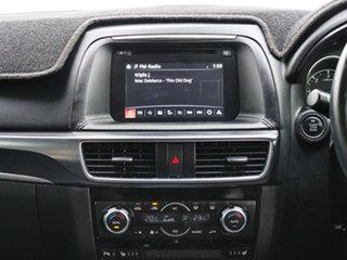 2017 Mazda CX-5 MY17 Akera (4x4) Silver 6 Speed Automatic Wagon