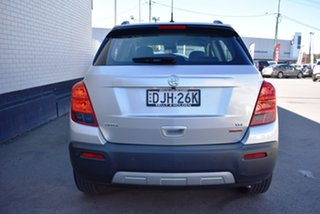 2016 Holden Trax TJ MY16 LTZ Silver 6 Speed Automatic Wagon