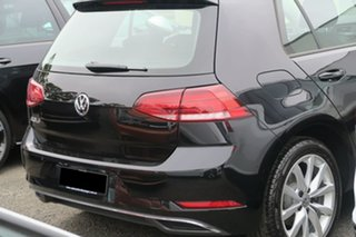 2019 Volkswagen Golf 7.5 MY19.5 110TSI DSG Comfortline Black 7 Speed Sports Automatic Dual Clutch