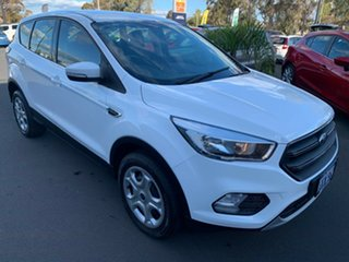 2017 Ford Escape ZG Ambiente White 6 Speed Sports Automatic Wagon