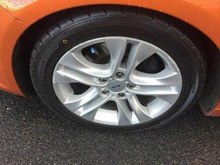2011 Ford Falcon FG MK2 XR6 Orange 6 Speed Auto Seq Sportshift Sedan