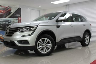 2018 Renault Koleos HZG Life Silver 1 Speed Constant Variable Wagon.