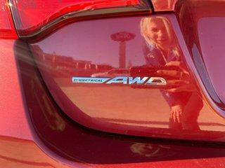 Subaru Liberty 2.5I Red Constant Variable Sedan