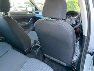 2020 Volkswagen Polo AW MY20 70TSI DSG Trendline Black 7 Speed Sports Automatic Dual Clutch