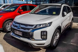 2019 Mitsubishi ASX XD MY20 LS 2WD W13 1 Speed Constant Variable Wagon.