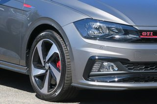2020 Volkswagen Polo AW MY20 GTI DSG Grey 6 Speed Sports Automatic Dual Clutch Hatchback.