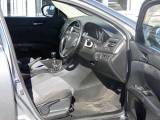 2011 Suzuki Kizashi FR XL Silver 6 Speed Manual Sedan