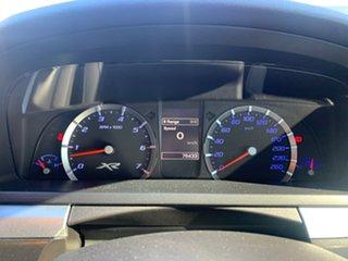 2015 Ford Falcon XR6 Turbo Blue Manual Sedan