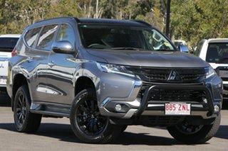 2019 Mitsubishi Pajero Sport QE MY19 Black Edition Titanium 8 Speed Sports Automatic Wagon.