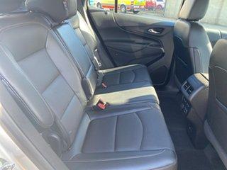 2018 Holden Equinox EQ MY18 LTZ FWD Silver 9 Speed Sports Automatic Wagon