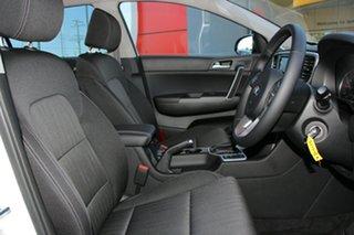 2020 Kia Sportage QL MY20 S 2WD Clear White 6 Speed Sports Automatic Wagon