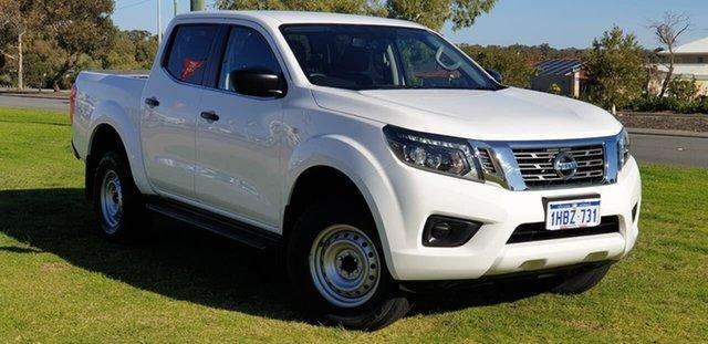 Demo Nissan Navara D23 S4 MY19 SL, 2019 Nissan Navara D23 S4 MY19 SL Polar White 7 Speed Sports Automatic Utility