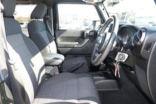 2011 Jeep Wrangler JK MY09 Sport (4x4) Black 4 Speed Automatic Softtop