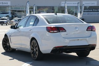 2015 Holden Calais VF MY15 V White 6 Speed Sports Automatic Sedan.