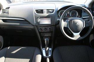 2013 Suzuki Swift FZ MY14 GL Black Automatic Hatchback