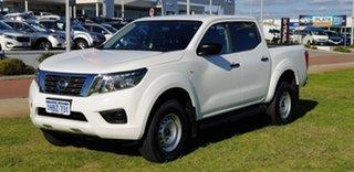 2019 Nissan Navara D23 S4 MY19 SL Polar White 7 Speed Sports Automatic Utility.