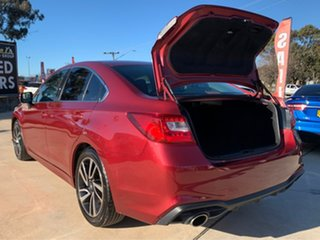 Subaru Liberty 2.5I Red Constant Variable Sedan