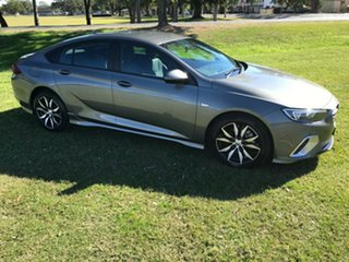 2018 Holden Commodore ZB MY18 RS Liftback AWD Grey 9 Speed Sports Automatic Liftback