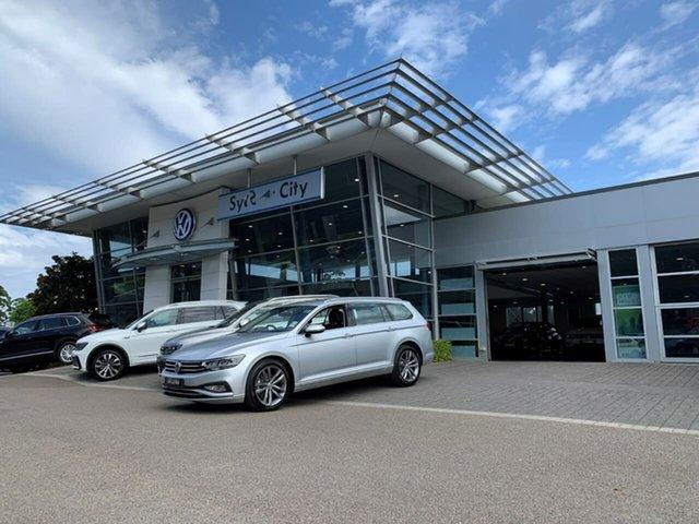 Demo Volkswagen Passat 3C (B8) MY20 140TSI DSG Business, 2020 Volkswagen Passat 3C (B8) MY20 140TSI DSG Business Silver 7 Speed Sports Automatic Dual Clutch