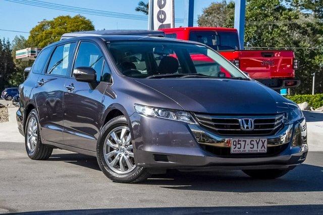 Used Honda Odyssey 4th Gen MY13 , 2013 Honda Odyssey 4th Gen MY13 Silver 5 Speed Sports Automatic Wagon
