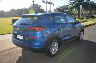 2019 Hyundai Tucson TL3 MY19 Active X (FWD) Blue 6 Speed Automatic Wagon.