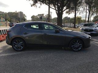 2020 Mazda 3 BP2H7A G20 SKYACTIV-Drive Touring Machine Grey 6 Speed Sports Automatic Hatchback.