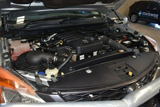 2012 Mazda BT-50 GT (4x4) Silver 6 Speed Automatic Dual Cab Utility