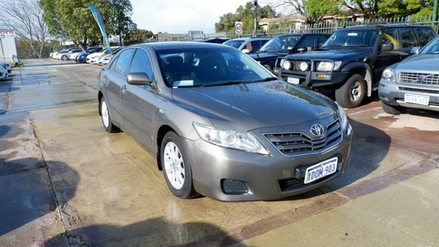 Used Toyota Camry ACV40R Altise, 2011 Toyota Camry ACV40R Altise Gold 5 Speed Automatic Sedan