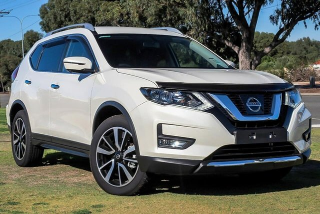 Demo Nissan X-Trail T32 Series II N-TREK X-tronic 2WD, 2019 Nissan X-Trail T32 Series II N-TREK X-tronic 2WD Ivory Pearl 7 Speed Constant Variable Wagon