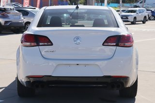 2015 Holden Calais VF MY15 V White 6 Speed Sports Automatic Sedan