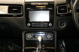 2014 Volkswagen Touareg 7P MY14 150 TDI Grey 8 Speed Automatic Wagon