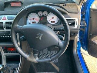 2007 Peugeot 307 T6 XS Blue 5 Speed Manual Hatchback